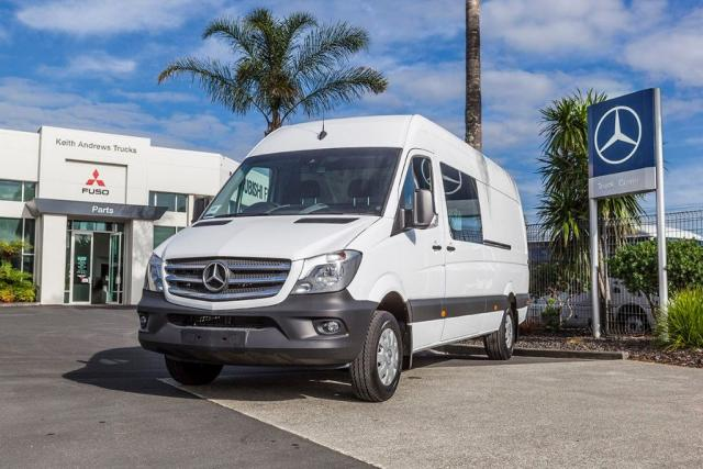 Mercedes-Benz Sprinter 419L Panel Van