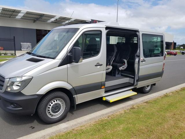 Sprinter 313 Mini Bus 12 Seats