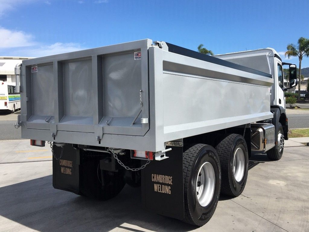 Arocs Day 2635K Tipper 2019