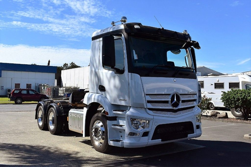 Actros 2646LS Cab & Chassis 2019