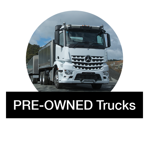 mercedes benz trucks nz